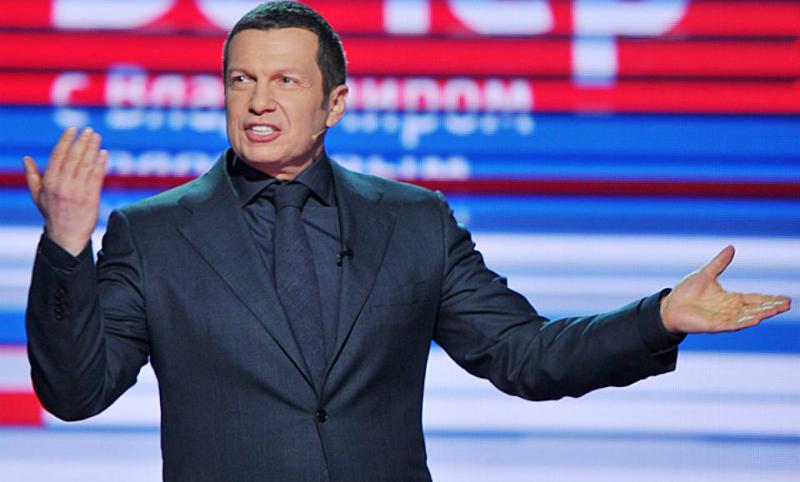 Соловьев придумал, как поступить с зачитавшим скандальную речь в Бундестаге школьником из ЯНАО