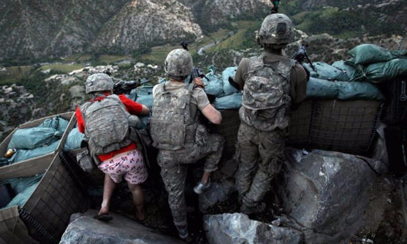 В армию США снова берут людей с психическими проблемами