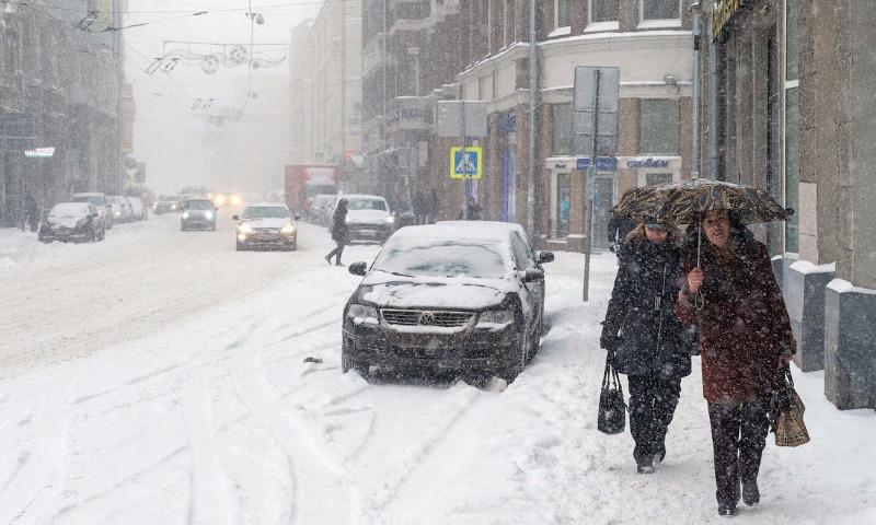 Стало известно, когда столичный регион накроет первым серьезным слоем снега