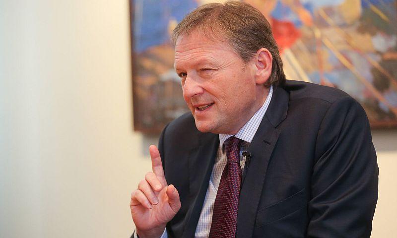 Борис Титов - еще один претендент на кресло в Кремле