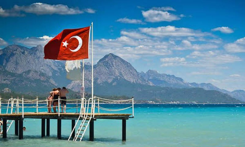 Названо число россиян, отдохнувших в 2017 году в Турции