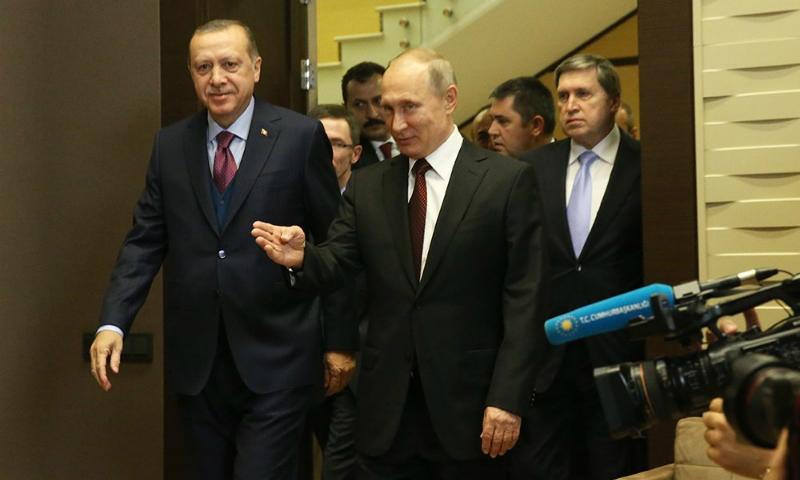 Путин объявил о полном восстановлении российско-турецких отношений после кризиса