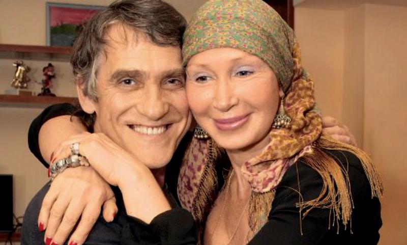 Валерий Гаркалин признался, что вплоть доэтого времени говорит спокойной женой
