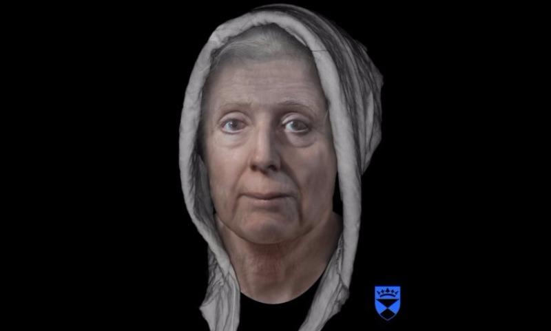 Британские ученые восстановили внешность «убитой за секс с дьяволом» ведьмы