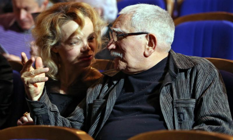 Цымбалюк-Романовская назвала радостью развод с Арменом Джигарханяном
