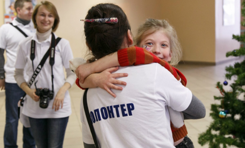 В России появился новый профессиональный праздник - День добровольца