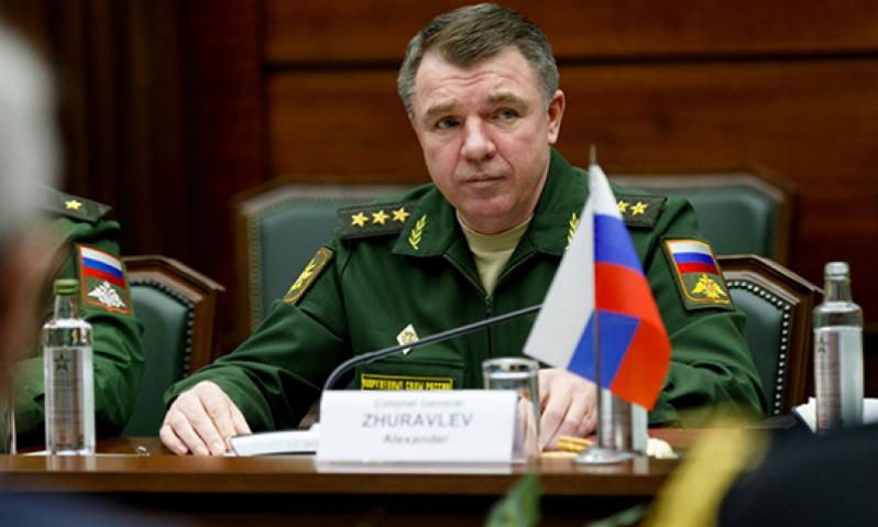 Новым начальником Восточного военного округа назначен экс-командующий российской военной группировкой в САР