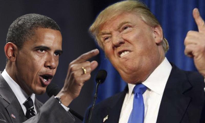 Кто большее зло для России - Обама или Трамп?