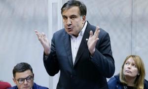 Киевский суд оставил на свободе предводителя «нового Майдана» Михаила Саакашвили