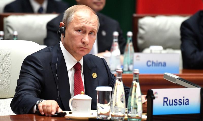 Громкая победа и обманутые надежды: итоги работы президента России в 2017 году