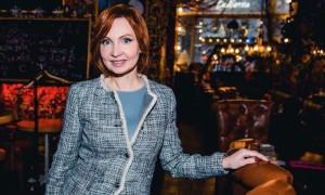 Кандидат в президенты РФ Лариса Ренар (Богданова):