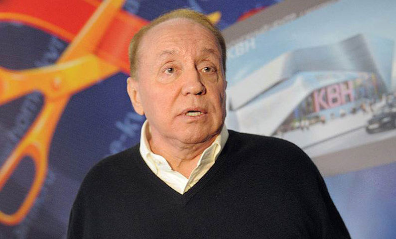 Уволился самый богатый телеведущий России