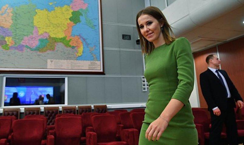 Собчак за три дня собрала для избирательного фонда больше всех