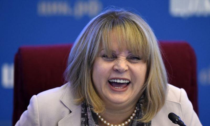 Это нереально: Памфилова отказалась приглашать наблюдателей отЦИК Украины навыборы