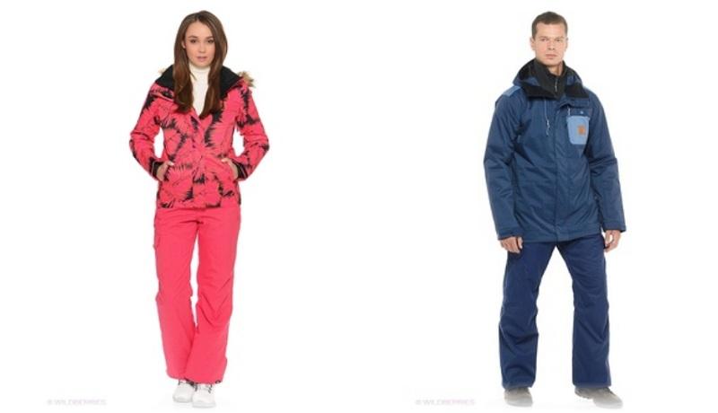 Выбор горнолыжных костюмов