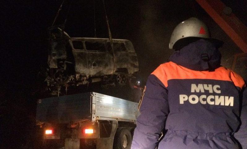Девять человек разбились насмерть в Якутии