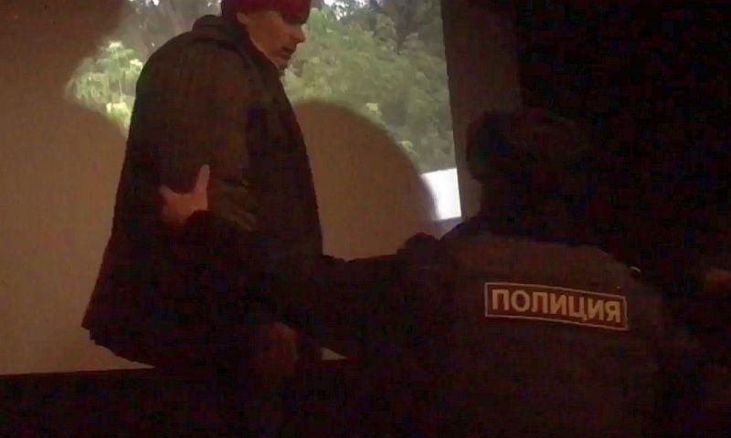 В Москве сорвали показ резонансного фильма про Донбасс