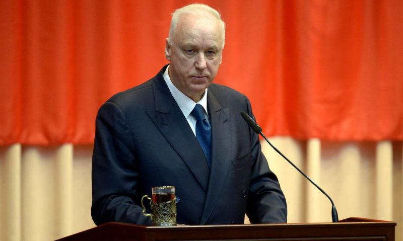 Глава Следственного комитета назвал самые коррумпированные профессии в России