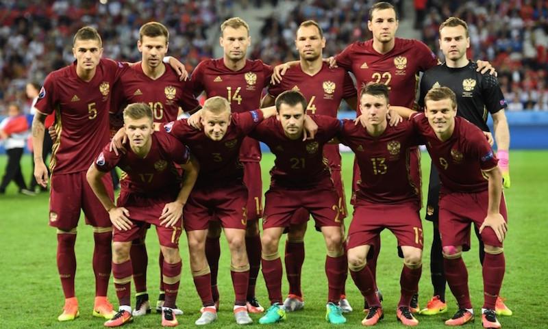 Россия на ЧМ-2018 по футболу сыграет с Уругваем, Египтом и Саудовской Аравией