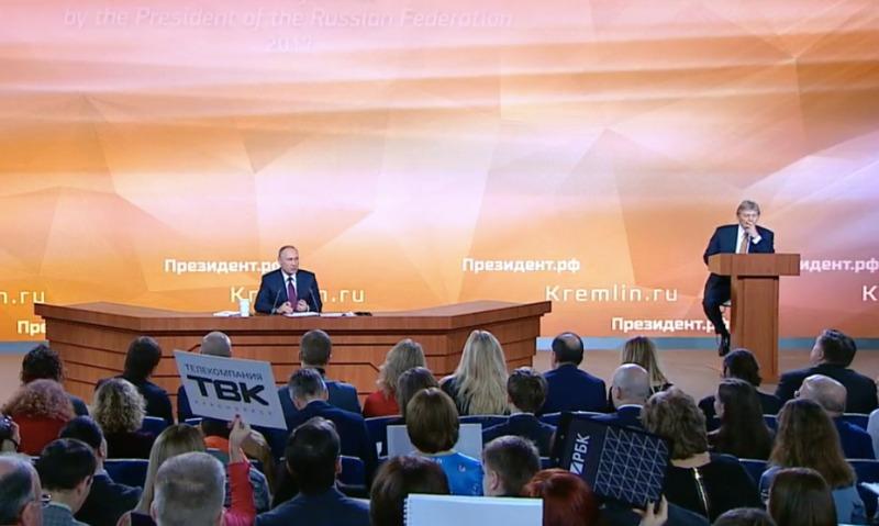 «Чьи вы будете»?»: Путин рассказал, как пойдет на выборы