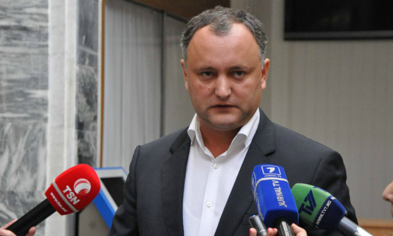 Президент Молдавии назвал провокацией правительства отзыв посла в Москве