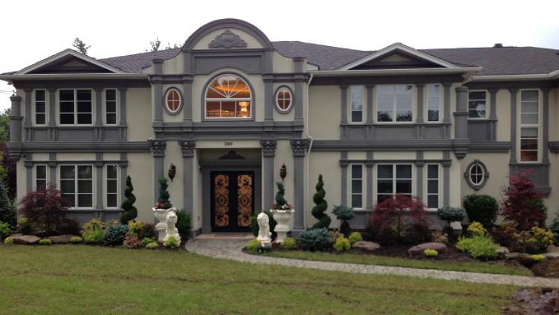 Дом семьи Руссо в Нью-Джерси