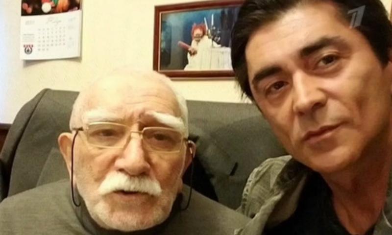 Армен Джигарханян встретился с отвергнутым сыном после 20 лет разлуки