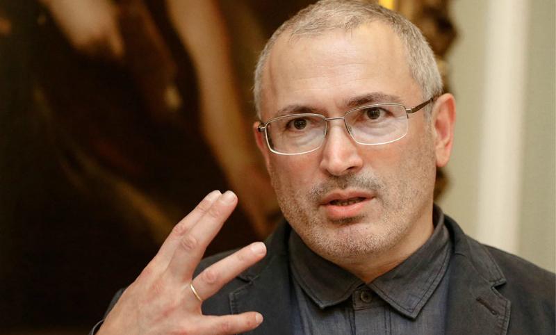 Ходорковский призвал главу ЦИК не регистрировать Путина как кандидата в президенты