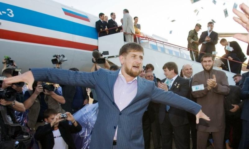 Страницу Кадырова в Facebook занял агрегатор авиабилетов