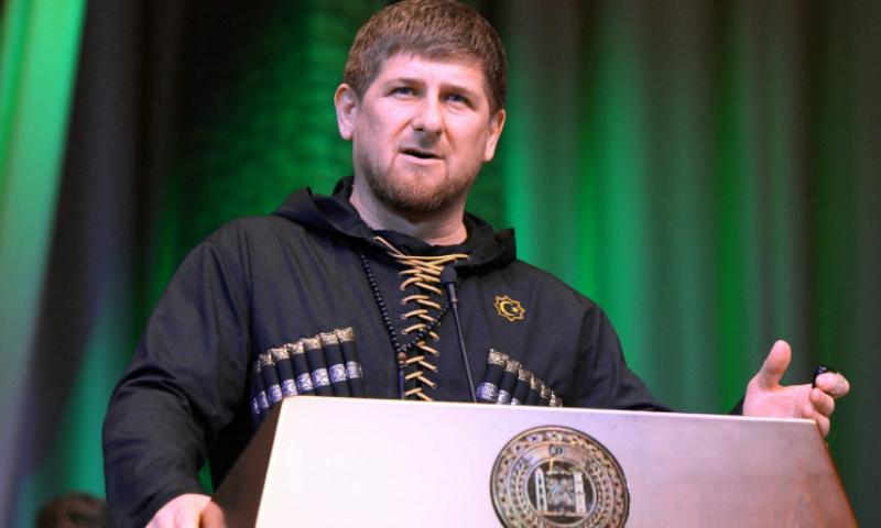 Кадыров: Я еще не получил приказ ступить на землю США