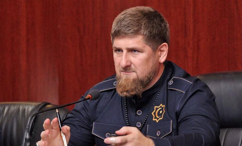 Минфин США внес Рамзана Кадырова в