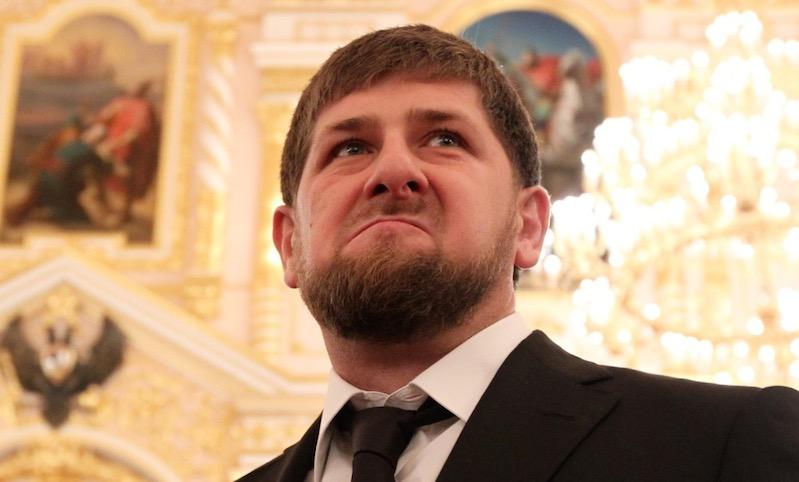 Страницы Кадырова в соцсетях заблокировали