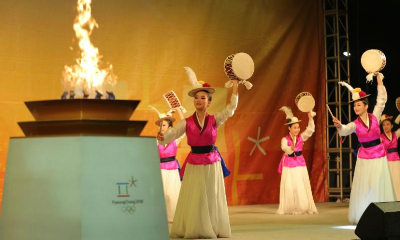 Страна-хозяйка Олимпиады-2018 призвала российских спортсменов участвовать под нейтральным флагом
