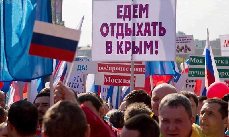 В Крыму отказались вводить курортный сбор в 2018 году