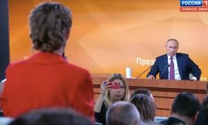 Наша оппозиция - это Саакашвили в российском издании, - Путин