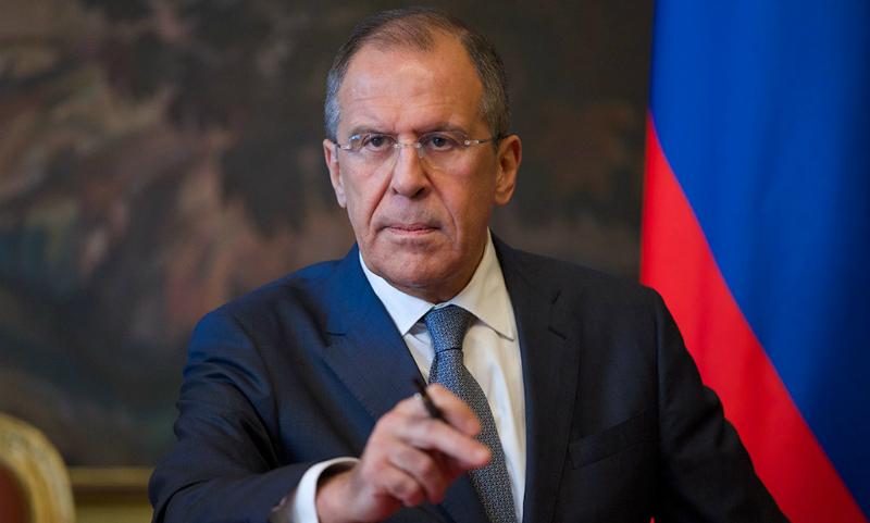 Лавров предложил уйти из Сирии всем военным, которых не приглашал официальный Дамаск