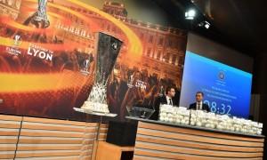 Футбольные клубы из России получили соперников в Лиге Европы