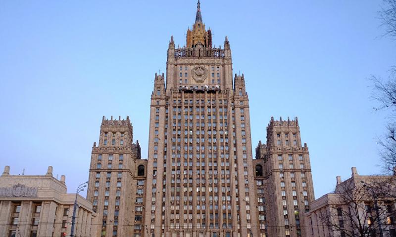МИД опроверг слухи озарплатах в147 тыс. руб. вдень