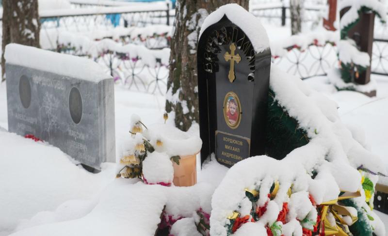 Елена Кордюкова похоронила троих из четверых своих детей