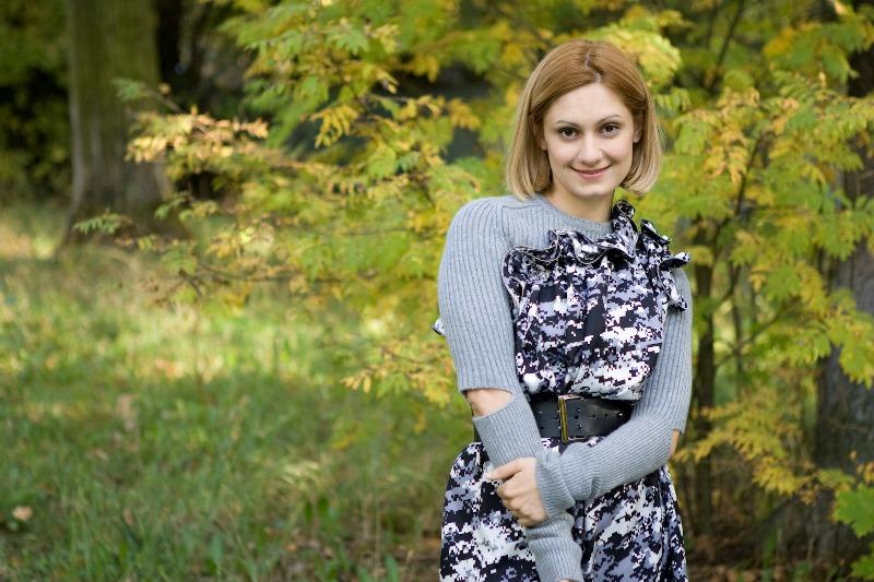 Карина Мишулина - признанная дочь Спартака Мишулина