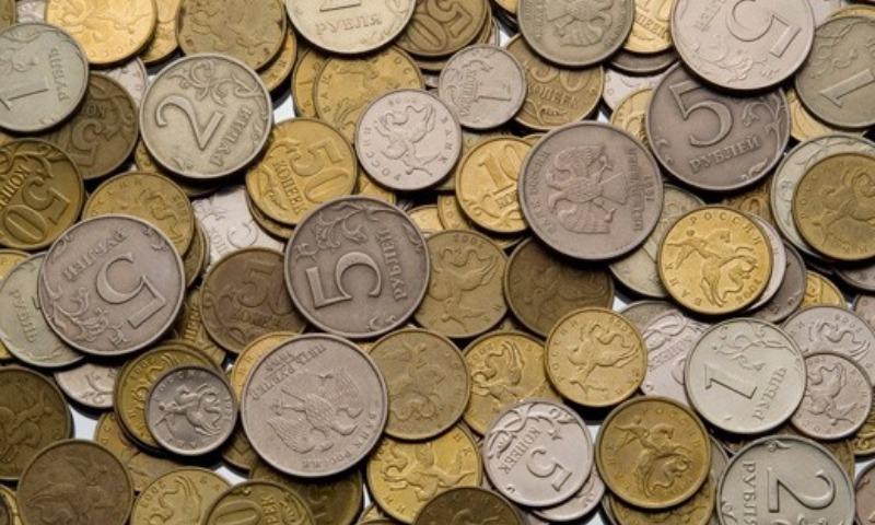 В России обнаружился переизбыток монет
