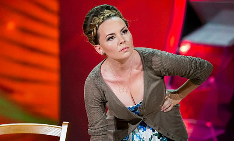 Беременная звезда Comedy Woman Татьяна Морозова отказалась уходить в декрет