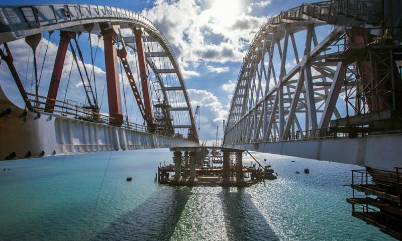 Определился фаворит голосования по наименованию моста через Керченский пролив