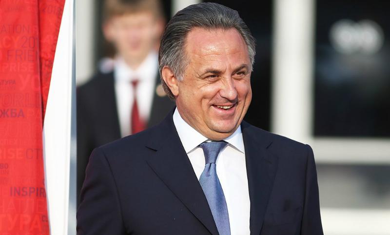 Стала известна дата отставки Виталия Мутко