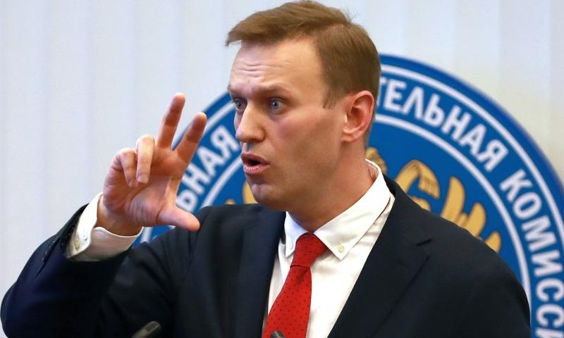 Навальный обжалует решение Верховного суда о недопуске к выборам