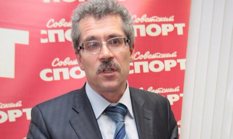 Григорий Родченков.