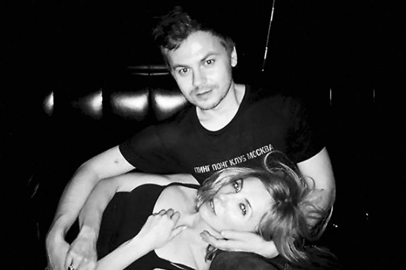 Светлана Бондарчук и Сергей Табунов