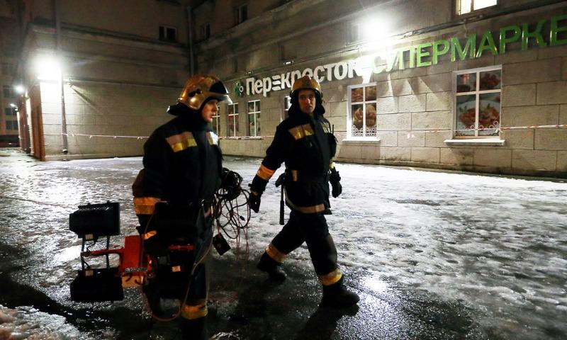 Организатор и исполнитель теракта в «Перекрестке» задержан, - ФСБ
