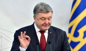 Порошенко поблагодарил жителей Донбасса и Крыма за веру в Украину