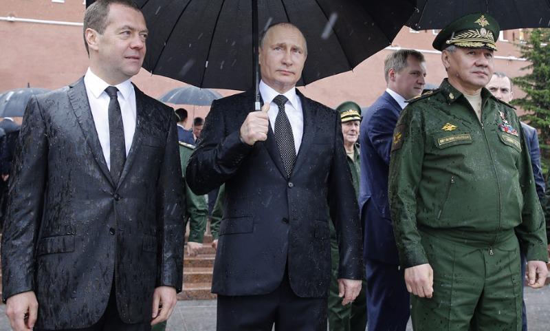 ВЦИОМ выяснил процент одобряющих деятельность Владимира Путина